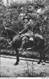 Lt. Henry Bachtold - 1917