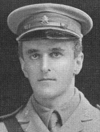 2nd Lieutenant Clive Neilson Reynolds Huntley