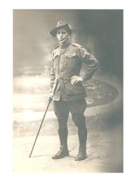 James Longmore portrait
