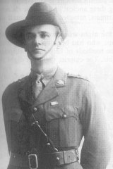 "Phil Ayton . 1919 - Photo from ""Anzac Digger"" by Roy & Lorna Denning - Published 2004"